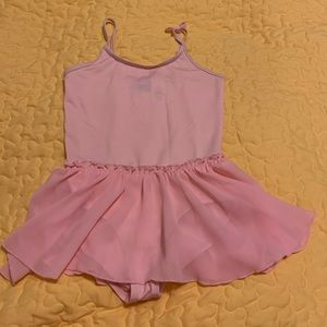 2/$15 Rhythm Studio Girls Size 10 12 Skirt Leotard